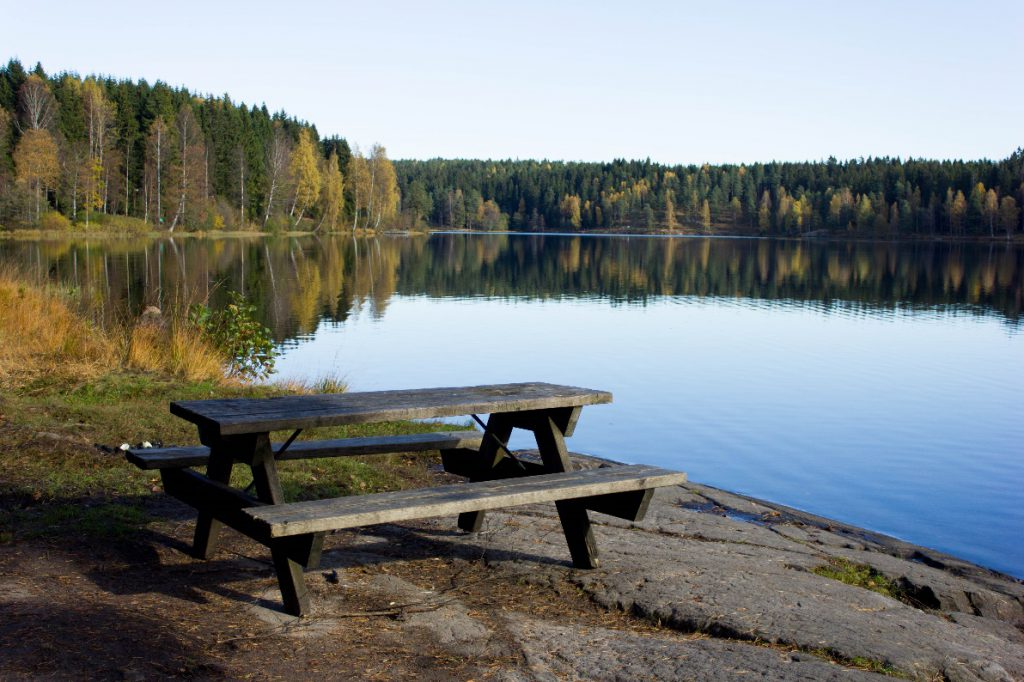 Songsvann Lake