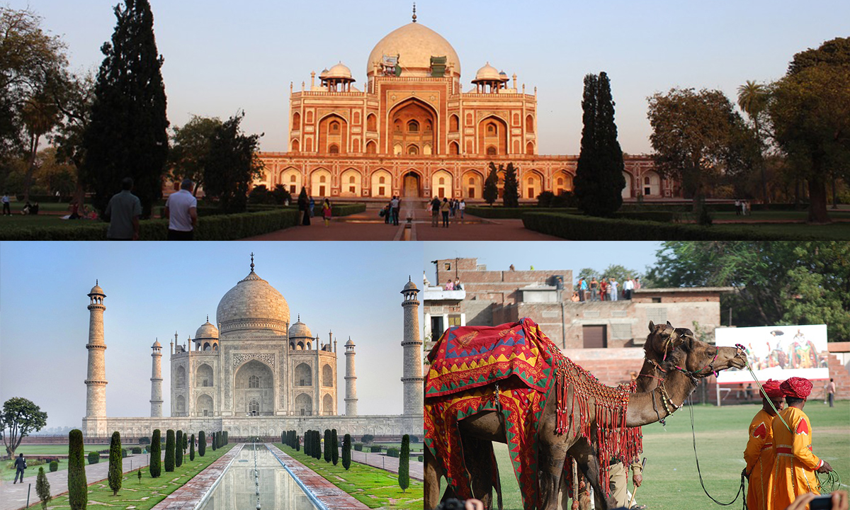 Importance of Golden Triangle Tour