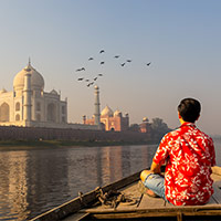 luxury Agra tour